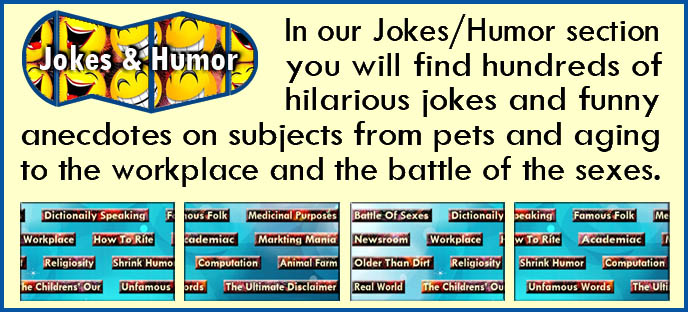 Jokes and Humor
