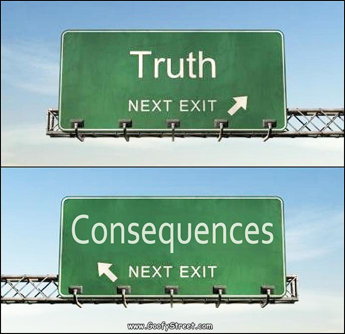 signs truth consequences